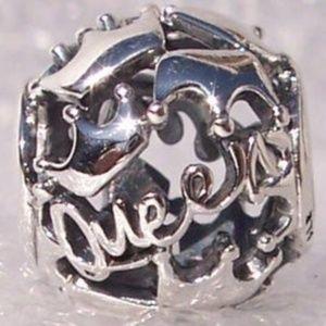 Queen Regal Pandora Bracelet Charm 925